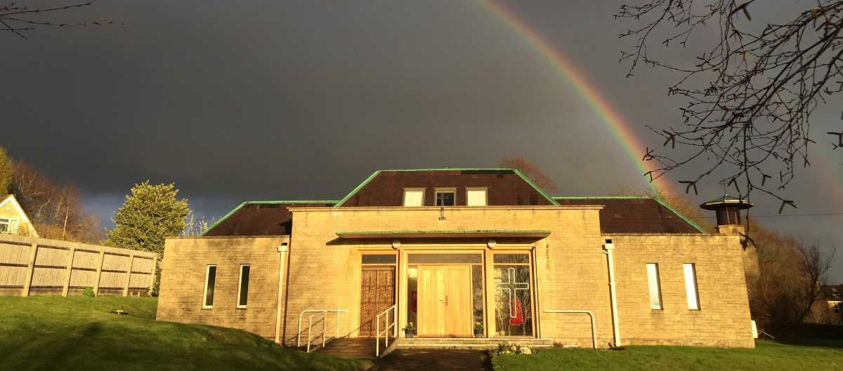 Grace Church Bath and Rainbow. What we believe